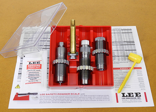Pacesetter 3-Die Set - Lee Precision