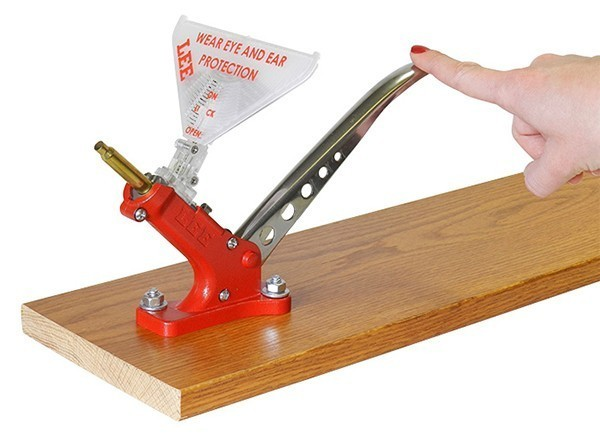 Auto Bench Prime-prime with just finger pressure