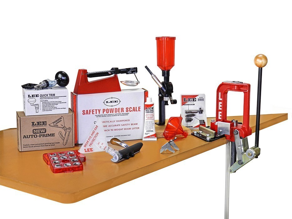 Single Stage Reloading Kits