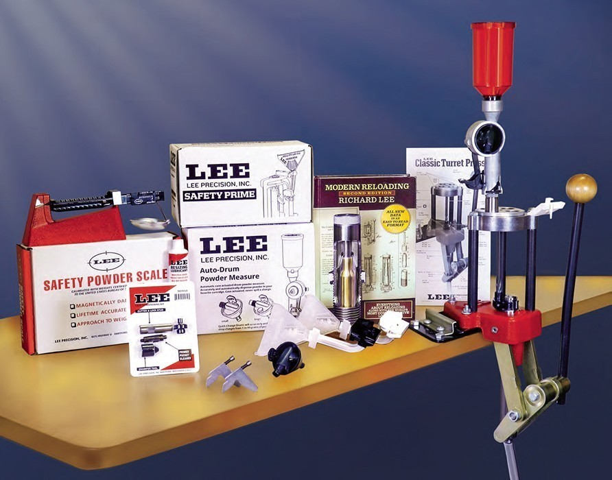 Turret Press Reloading Kits