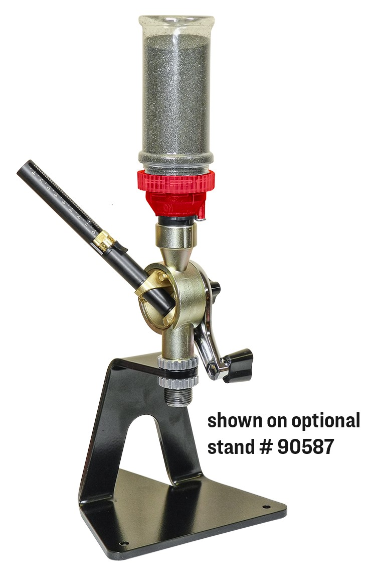 Bench/Stand Mounted Powder Measures