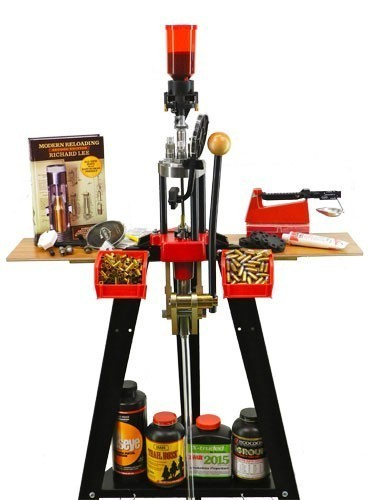 Reloading Stand Loaded