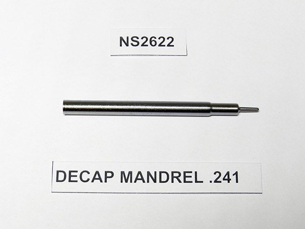 DECAP MANDREL .241