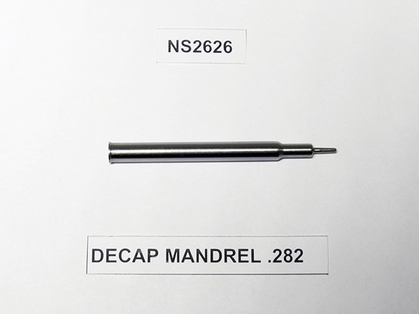 DECAP MANDREL .282