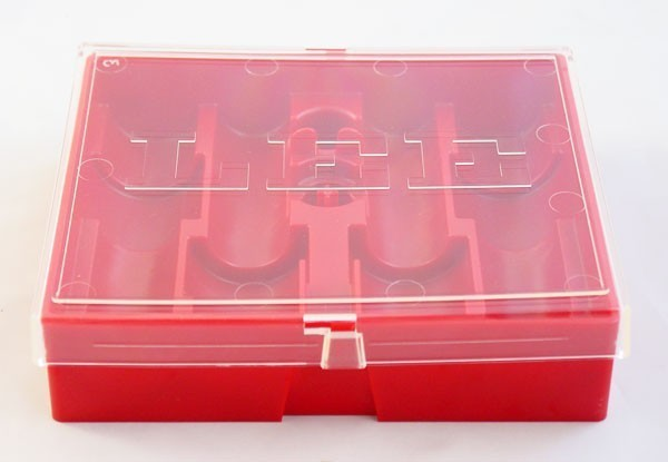RED REC 4 DIE BOX