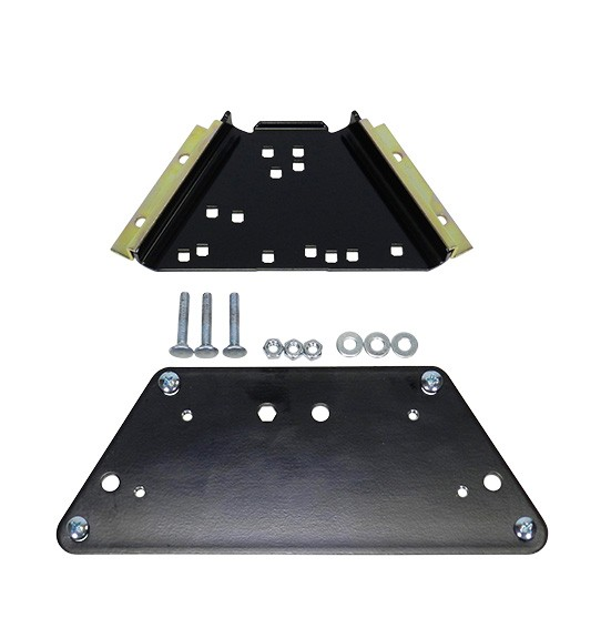 Bench Plate