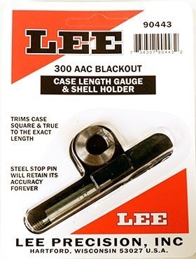 GAGE/HOLDER 300 AAC BLACKOUT
