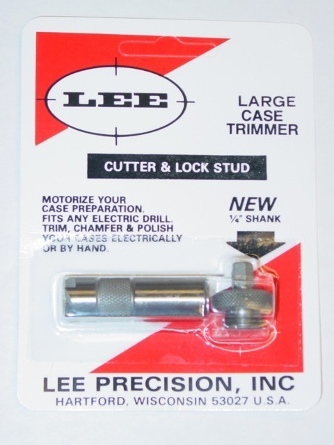 Large Cutter with Lock Stud