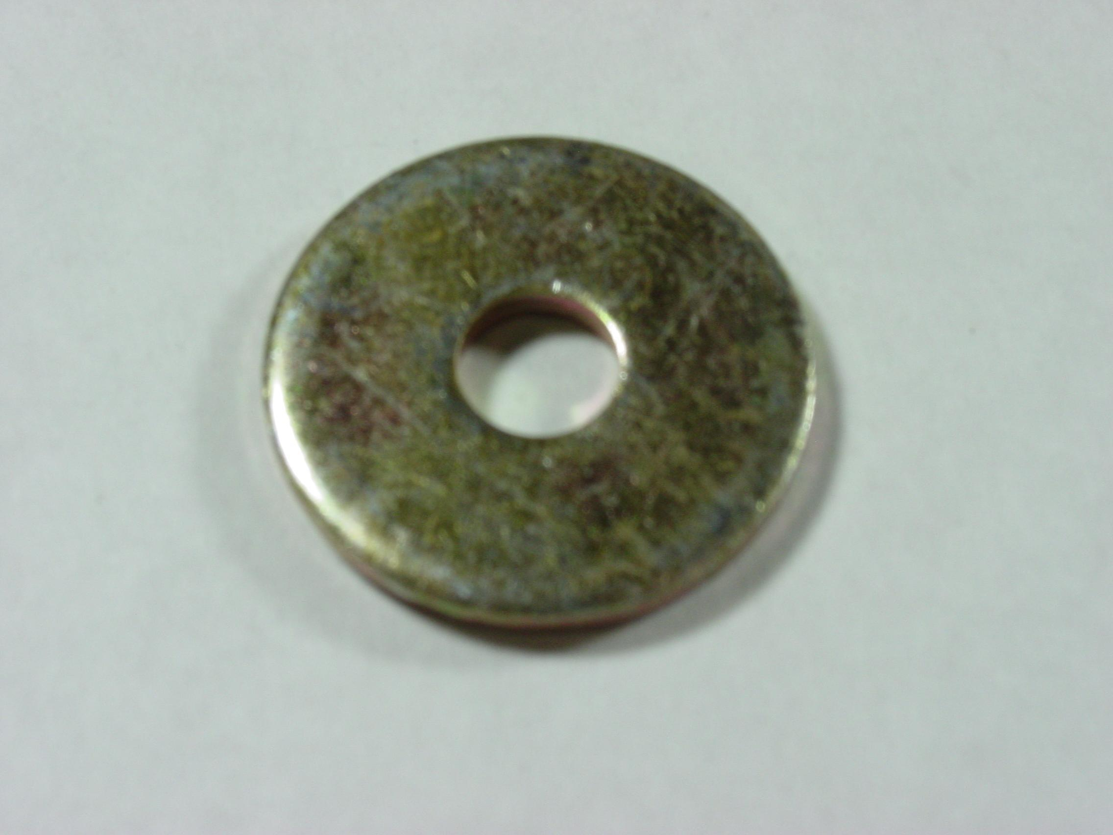 SILVER 1 3/16 WASHER