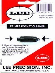 Primer Pocket Cleaner