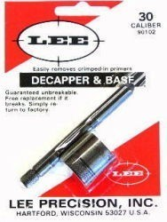 Decapper & Base 30 Caliber