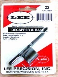 Decapper & Base 22 Caliber