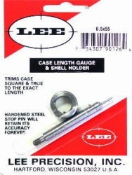 GAGE/HOLDER 6.5X55 SWED