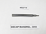 DECAP MANDREL .3055