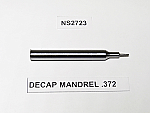 DECAP MANDREL .372