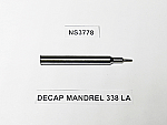 DECAP MANDREL 338 LA