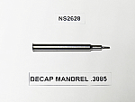 DECAP MANDREL .3085