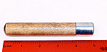 WOOD HANDLE 3/4X5 IN