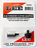 THREADED CUTTER FOR CASE PREP STATIONS