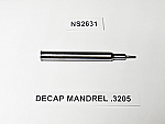 DECAP MANDREL .3205
